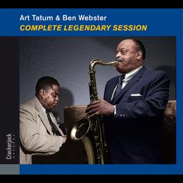 Art Tatum and Ben Webster - The Tatum Group Masterpieces