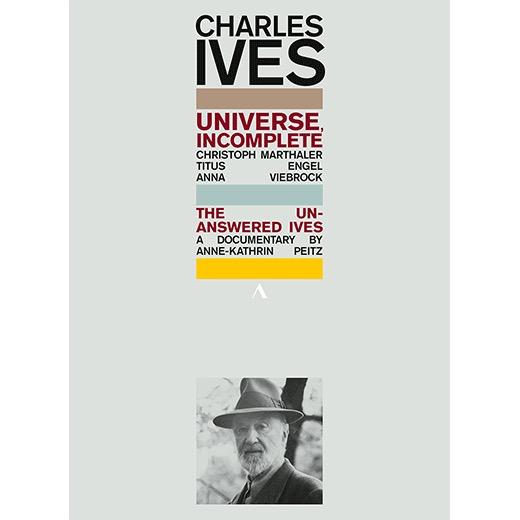 ACC-20434DVD | チャールズ・アイヴズ(1874-1954):『Universe ...